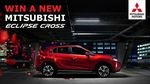 Win a Mitsubishi Eclipse Cross Exceed Worth $39,380 from Network Ten
