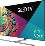 """Samsung QA55Q7FNAWXXY 55"""" (140cm) QLED UHD 4K Smart TV $1836 (Free C&C or + Delivery) @ The Good Guys eBay"""