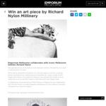 Win a $1,000 Emporium Melbourne Gift Card Plus a Richard Nylon Headpiece Worth $875 [VIC]