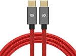 MantisTek T2 USB-C to USB-C 3A Quick Charge Sync Data Cable 1m US $3.29 (~AU $4.61), 1.8m US $4.39 (~AU $6.29) @ Banggood