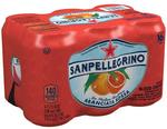 [NSW] San Pellegrino - Sparkling Aranciata Rossa - 6x 330ml Cans $3.99 (Was $10.49) @ Harris Farm Markets