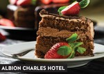 [VIC] Free Slice of Cake (1 Per Day) @ Albion Charles Hotel via Shop A Docket (Northcote)