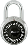Master Lock Word Dial Combination Lock $4.95 (Was $9.95) @ Bunnings Warehouse (Special Buy)