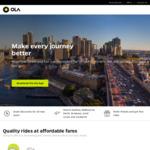 [VIC] 30% off Ola Rides until 20/01/2019