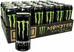 Monster Energy Drink 24 x 500mL $35.10 + Delivery (Free with Prime / $49 Spend) @ Amazon AU