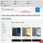50% off Samsung S9/S8/S8+ Genuine Cases Delivered: Clear View S8 $29.95 & S9 $35, 2-Piece Case $7.50 @ Personal Digital