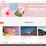 Klook: 10% off Japan Activities. Including Transport, Wi-Fi, Sim-Cards, Theme-Park Tickets, Tours and More