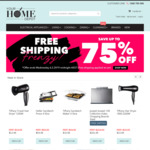 Free Delivery Sitewide (Items from $1.25) @ Your Home Depot