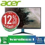 """Acer VG271UP 27"""" 1440p 144Hz FreeSync IPS Monitor $527.12 + Delivery (Free with eBay Plus) @ Wireless1 eBay"""
