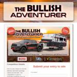 Win a 2018 Ford Ranger & Jayco Adventurer Caravan Worth $206,490 from Caravan Industry Association of Australia