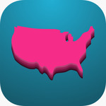 [iOS] Geography Duel for iOS Free (Was $2.99) @ iTunes Store