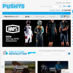 15% off Sitewide @ Pushys