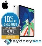 Apple iPad Pro 11 Wi-Fi 64GB (Store Demo Unit) $998.20 Delivered @ Sydneytec eBay