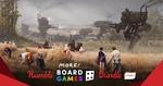 [PC] Steam - Humble More Board Games Bundle - $1US/$6US (BTA)/$12US (~$1.40AUD/$8.38AUD (BTA)/$16.77AUD) - Humble Bundle