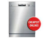 New Bosch Stainless Steel Built- Under Dishwasher SMU50E15AU for $812