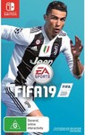 [Switch] FIFA 19 $33 @ Harvey Norman