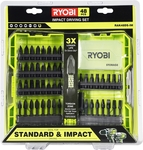 [NSW] Ryobi 48pcs Impact Driving Set - $15 - Bunnings Rydalmere