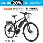 Bafang Mid Drive E-Bike - Progear E-Mojo 2 City Electric $1697 + Freight ($300 off) @ GFL Marketplaces eBay
