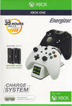[XB1] Energizer Xbox One Dual Charger $28 & More @ EB Games