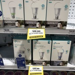 [NSW] TP Link Smart Wi-Fi LED Bulb - 600 Lumen $20 @ Officeworks North Ryde