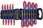 WORKPRO 45-Piece Screwdriver Bits Socket Set $24.99 + Delivery ($0 with Prime/ $39 Spend) @ Greatstar Tools Amazon AU