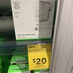 Belkin Dual Wall Charger with Lightning Cable for $20 @ Target