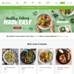 """$20.40 off (Min Spend $119.40) @ YouFoodz """"12 Meals for $99"""""""