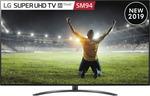 "LG 75"" SM9400 4k Super UHD Smart LED TV $2795 + Delivery (Free C&C) @ The Good Guys eBay"