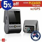 Viofo A129 Duo IR Dash Cam with GPS $180 + Delivery ($0 with eBay Plus) @ Shopping Square eBay