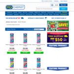 Piksters Inter Brush 10pk $3.89 (Save $3.91) @ MyChemist
