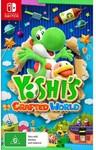 [Switch] Yoshi's Crafted World $57 @ EB Games