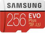 [eBay Plus] Samsung 256GB Evo Plus Memory Card $47.96 Delivered @ FFT eBay