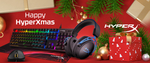 Win 1 of 5 HyperX Peripheral & Swag Packs from HyperX ANZ