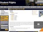 New York - Return Flights - From $1,299 (MEL)