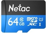 Netac P500 Class 10 64GB Micro TF Flash Memory Card US $9.99 / AU $14.90 Delivered @ Tomtop