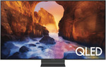 "Samsung QA65Q90RAWXXY 65"" Q90 4K UHD Smart QLED TV $3,390.15 + $54.94 Postage @ The Good Guys eBay"