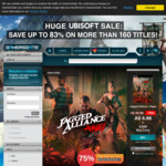 [PC] Steam - Jagged Alliance: Rage! - $6.88 AUD (RRP on Steam: $28.95 AUD) - Gamersgate