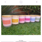 [VIC] 30% off Soy Candles, Soy Melts, Car Diffusers Free P/Up Armstrong Creek or + $5 Delivery Geelong  @ Twenty 7 Candles