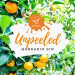 Limited Release Craft Gin - Wildspirit Unpeeled Mandarin Gin 700ml $85 (Was $95) + $10 Shipping @ Wild Spirit Distilling