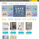 Custom Blinds 20% off + Free Shipping @ Veneta Blinds