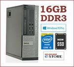 [Refurb] Dell Optiplex 9020 SFF i5-4570 3.2GHz 16GB RAM NEW 480GB SSD Win10Pro Desktop PC $389 Delivered @ Melbourne-eStore eBay