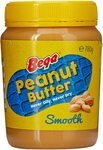 Bega Smooth Peanut Butter 500g $2.85 ($2.57 with S&S), 780g $4.45 ($4.01 with S&S) + Delivery ($0 Prime/ $39 Spend) @ Amazon AU