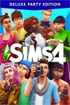 [XB1] The Sims 4 Deluxe Party Edition $6.99 @ Microsoft Store