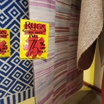 [QLD] 75% off Rugs, Floor Stock Only @ Harvey Norman, Morayfield