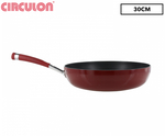 Circulon 30cm Contempo Open French Skillet - Red $17.48 + Delivery (Free with Club Catch $45 Spend) @ Catch