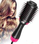 HW Hot Air Brush One Step Hair Dryer & Styler & Volumizer $39.99 Delivered (Was $45.99) @ Huanwan via Amazon AU