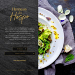 [QLD, VIC] $50 Meal Vouchers for Brisbane, Melbourne (RSA Required) - Hennessy for Hospo