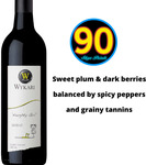 90pt Clare Valley Shiraz at $108/Dozen (RRP $216/Dozen) Delivered @ Skye Cellars (Excludes TAS & NT)