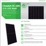 [QLD] High Efficiency Jinko Cheetah MONO PERC Half Cut cells 13.2KW (40*330W) Fully Installed for $5989 @ Reliance Solar