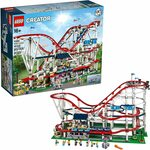 LEGO Creator Expert Roller Coaster 10261 Building Kit - $381.29 Delivered @ Amazon AU